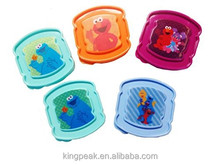 Character Sandwich Containers/plastic food container