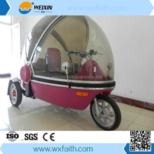 800W finely manufacture adult three wheel electric scooter