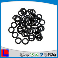 low price nonstandard conductive rubber o-ring