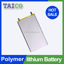 High quality 2250mah 3.7v lithium ion polymer battery pack for tablet pc