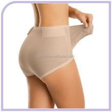 Lady Padded Seamless Adjustable Butt Hip Enhancer Shaper Panties Underwear