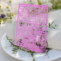 Handmade greeting cards thanksgiving wholesale IC1201-09