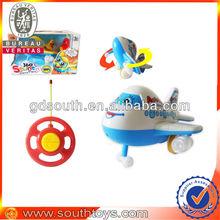 niños de 2 canales avión de dibujos animados