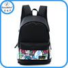 fashion school bags canvas teenage girls school bag