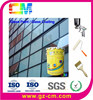 Glass paint- water based waterproofing flat clear glass coating