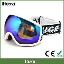 de doble lente permanente anti- niebla hombre de nieve gafas de mujer