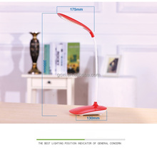 Senstitive touch led office light table lamp switch