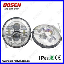 2015 hot product super bright 7inch PAR56 LED Headlight for JEEP Wrangler ROVER