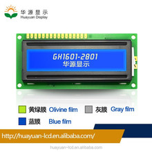 lcd display 16 digit 1 line character