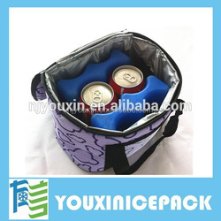 Reusable Travel Ice Box For Can Cooler