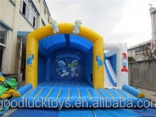 For home and mall indoor inflatable bouncer for kids /inflatable bouncer bouncy castle inflatable castle