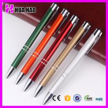 Advertising Branded Logo Metal Ball Pen Stylus Pen Aluminum