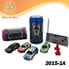1:63 Radio cola car Mini RC Car With Cola Can Packing (2015-1A)