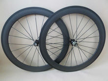 13.12021 clincher carbon wheels 60mm cheap road wheels u shape basalt brake surface
