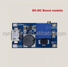 Wide input voltage 2 / 24V liter 5/9/12 / 28V adjustable 2577 2A booster board