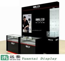 Customized Modern Style Watch Display Showcase