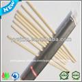 6.0x20cm saudável descartáveis nu de bambu chinês pauzinho