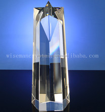 High Quality Shooting Star K9Crystal Award