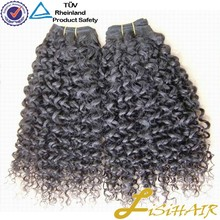 Top Quality Wholesale 100 Percent Human Hair Kinky Curly Hair Meche