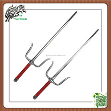 Stainless steel martial arts wushu weapons sai