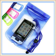 High Quality Mobile Phone Pvc Waterproof Bag Cellphone Bag