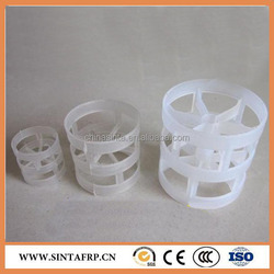 High quality Plastic cooling tower Pall Rings