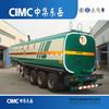 Factroy Price 40 CBM Fuel Tanker Trailer for sale