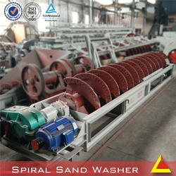 Manufacturing Equipment mobile Zinc ore washing machine with 30-100 TPH