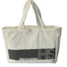 Cotton shopping bags customized LOGO advertising