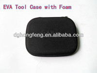 new design custom portable small case protective eva tool case with foam