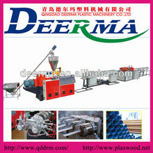 well performance extruder PVC pipe Machine