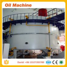 Especificación de aceite de soja planta extractora procesamiento continuo