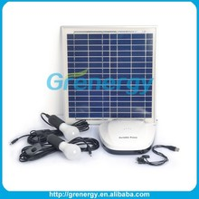 Portable Energy Storage Solar Power System For indoor/outdoor Lighting solar system
