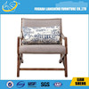 2015 Wood Garden Dining Chair, Outdoor Patio Furniture A031
