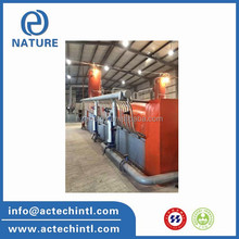 Activated carbon production line