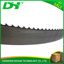 High bending resistance tungsten carbide blades for counter cutting machines