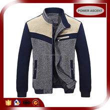 2015 mens fashion top grade polar fleece jacket for winter