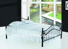 baratos caliente de la venta de metal de doble cama queen xs5253