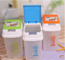 oem plastic food container, plastic partition food container