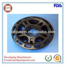 High quality nylon PU dense foam rubber