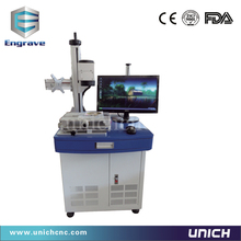 Main product Unich marking machine laser printer for animal ear tag