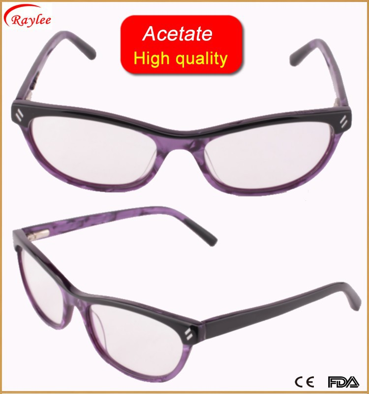 new beautiful reading glasses frame composite acetate