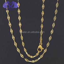 Wholesale Neck Chain Gold Chain New Gold Chain Design For Men
