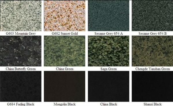 Monumentos de granito l pida l pidas granito identificaci n del producto 300003470989 spanish - Tipos de granito ...