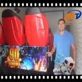 مدينة الكراسي الحمراء المهنية السينما 9D 9D السينما دبي فستيفال