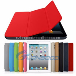 New hot Smart Cover for iPad mini ,new style case for ipad, leather case for ipad mini