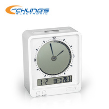Digital table count down timer alarm clock