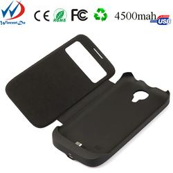 2014 Wholesale New galaxy s4 mini power case