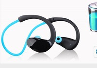 High quality in-ear stereo wireless bluetooth sports headset neck,designed headphones, fashion headphones