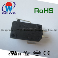 Micro switch slide micro switch